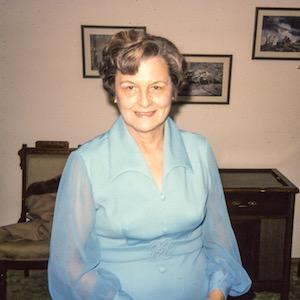 Mrs. Virginia Beare