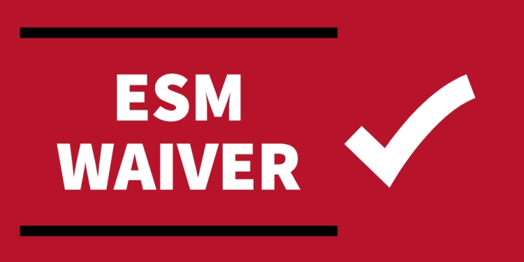ESM Waiver Approved! No CSET for Multiple Subject Credential