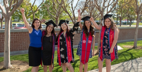 LiberalStudies-Grads-2019-Cheer