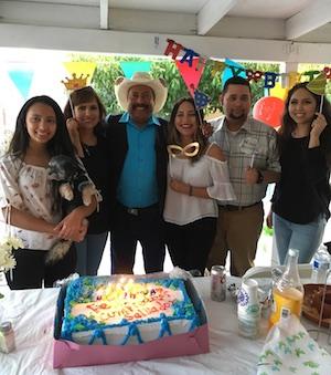 Marivel Bravo-Mendosa Celebration
