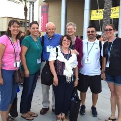 CGI 2015 group picture-Jeanie, Melanie, Laura, Kelly, Ben, Laura